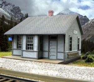 Berne Depot HO Kit