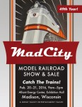 Mad City Model Railroad Show 2016