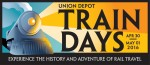 Union Depot Train Days 2016