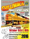 Chilliwack Train & Hobby Show 2016