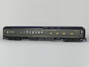 Empire Builder Pullman 8-1-2 Sleeper