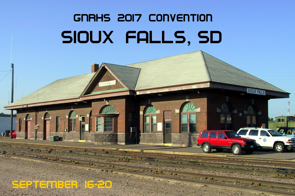 2017 GNRHS Convention - Sioux Falls