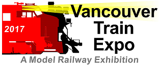 GNRHS at Vancouver Train Expo, Vancouver B.C.