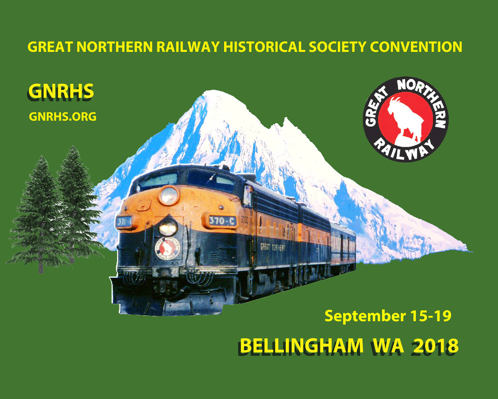2018 GNRHS Convention - Bellingham