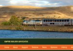 Empire Builder Advocates website